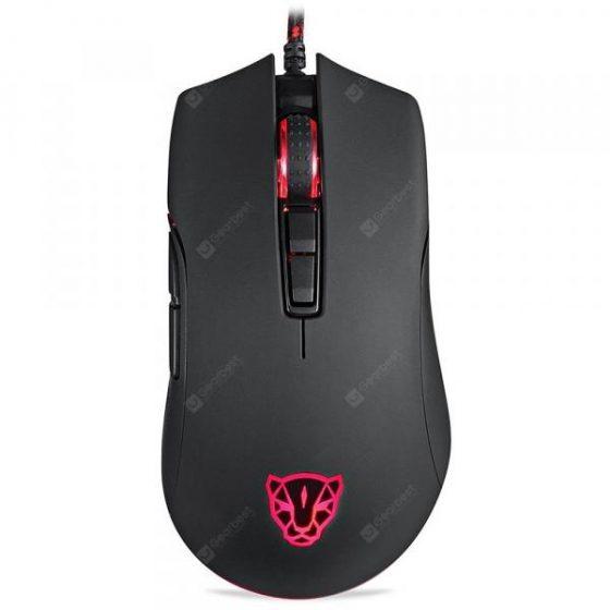italiaunix-Motospeed V70 Wired Mechanical Gaming Mouse