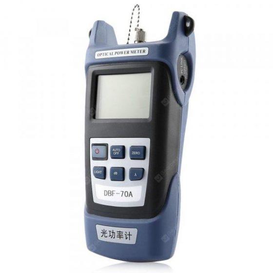 italiaunix-Network Power Meter Multi-fiber Optical Power Meter