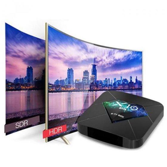 italiaunix-R - TV BOX X10 TV Box 2GB RAM + 16GB ROM