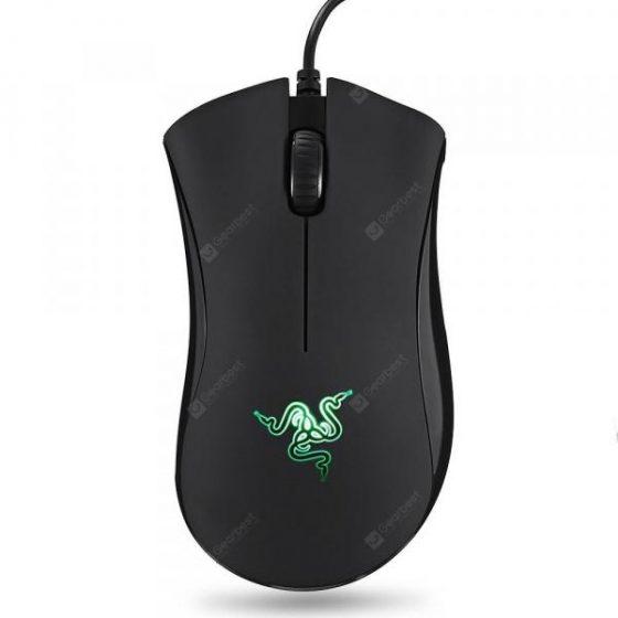 italiaunix-Razer RZ01 - 0085 DeathAdder Ergonomic Gaming Mouse