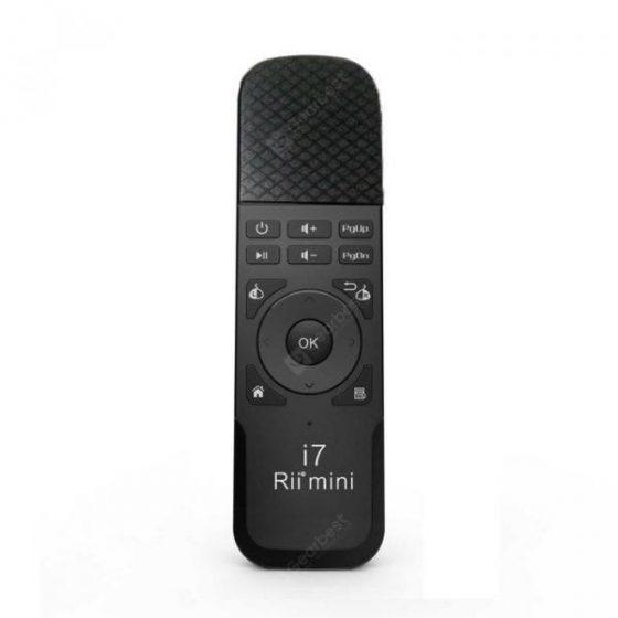 italiaunix-Rii i7 2.4G Wireless Keyboard Remote
