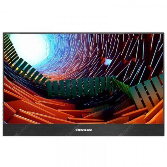 italiaunix-SIBOLAN S19b 15.6 inch Type C/Thunderbolt 3 4K 3840x2160 HDR Portable Monitor