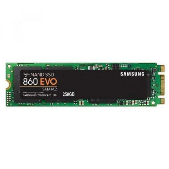 italiaunix-Original Samsung 860 EVO Sata M.2 Solid State Drive