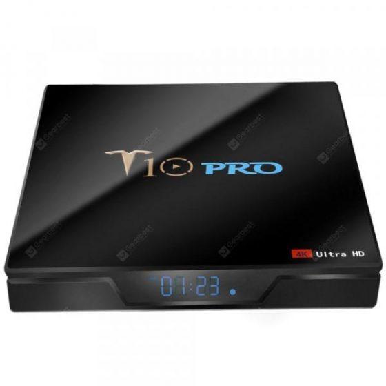 italiaunix-T10 Pro TV Box  Gearbest