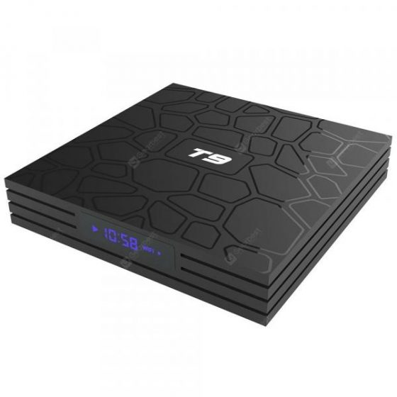 italiaunix-T9 TV Box Support 4K H.265
