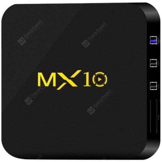 italiaunix-TV Box Android 9.0 4GB RAM + 32GB ROM  Gearbest