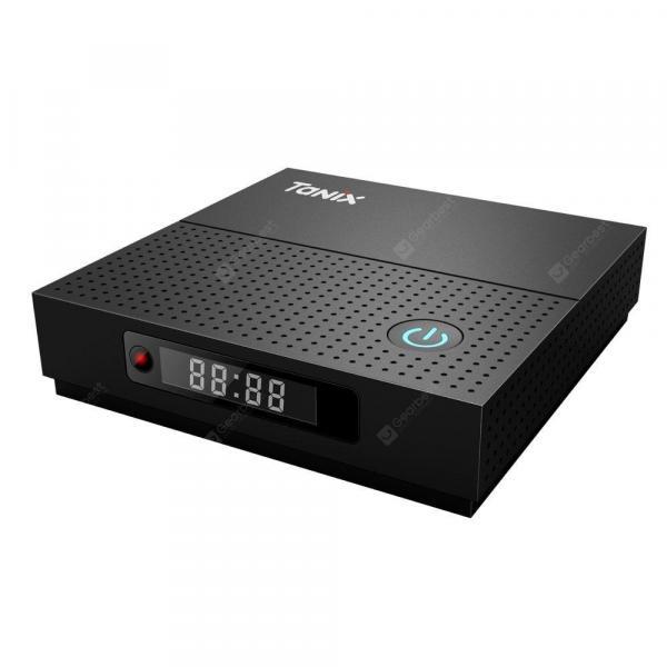 italiaunix-Tanix TX92 TV Box 3GB RAM + 32GB ROM  Gearbest