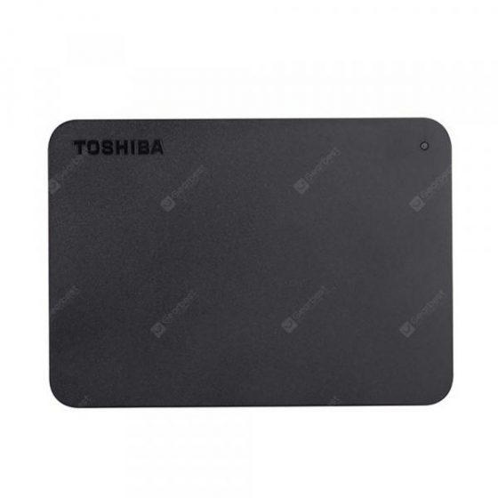 italiaunix-Toshiba A3 Encrypted HDD 2.5 inch USB 3.0 External Hard Drive