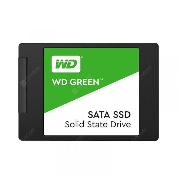 italiaunix-WD Green 2.5Inch 120GB SATA3 SSD