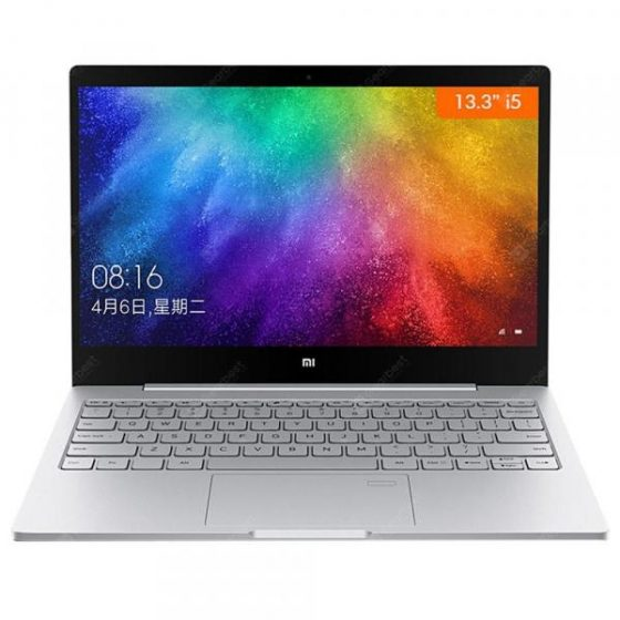 italiaunix-Xiaomi Mi Notebook Air Intel Core i5-8250U Intel HD Graphics 620
