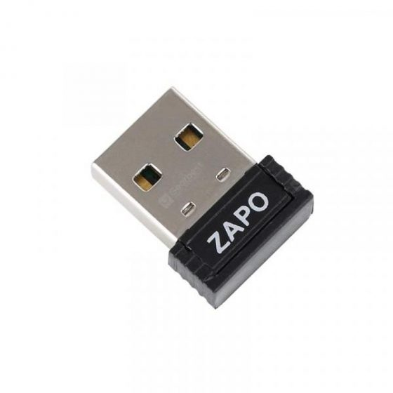 italiaunix-ZAPO W4 WIFI Adapter 802.11N/G/B Wireless 2DBI Antenna Network Card