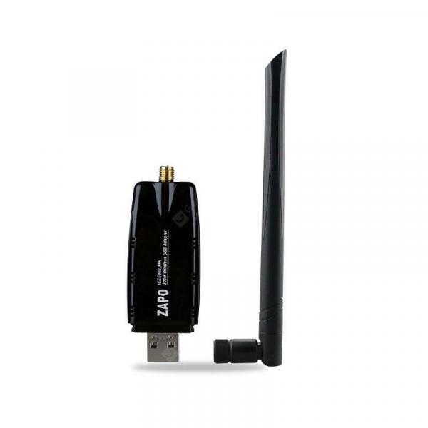 italiaunix-ZAPO W60-5DB  USB WIFI Adapter Wireless 802.11N High Speed Network Card