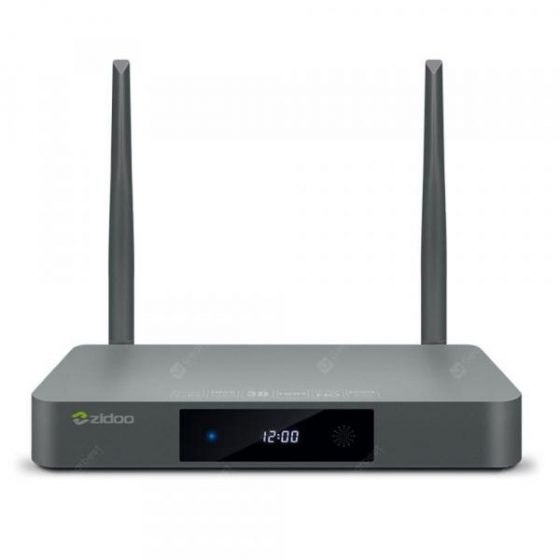 italiaunix-Zidoo X9S TV Box