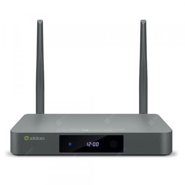 italiaunix-Zidoo X9S TV Box