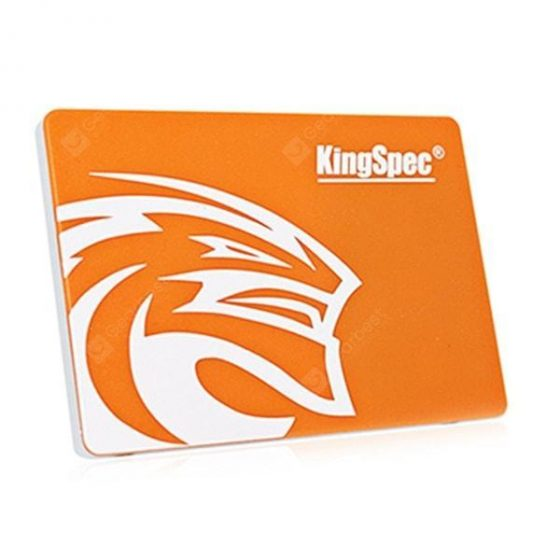 italiaunix-kingSpec P3 128GB 2.5 inch SATA 3.0 Solid State Drive SSD