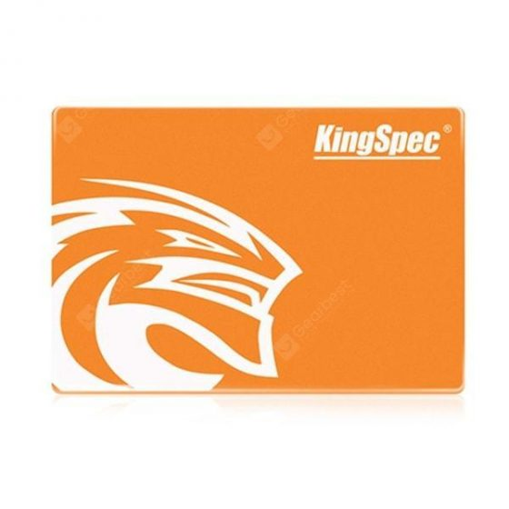 italiaunix-kingSpec P3 256GB 2.5 inch SATA 3.0 Solid State Drive SSD  Gearbest