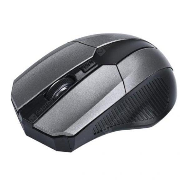 italiaunix-2.4GHz Cordless USB Receiver Mouse for PC Laptop