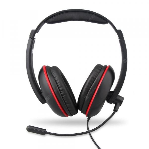 italiaunix-5 in 1 Gaming Headset Wich Mic for PS4 / Xbox One / Xbox 360 / PS3 / PC