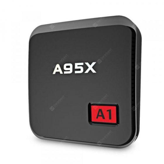 italiaunix-A95X A1 TV Box