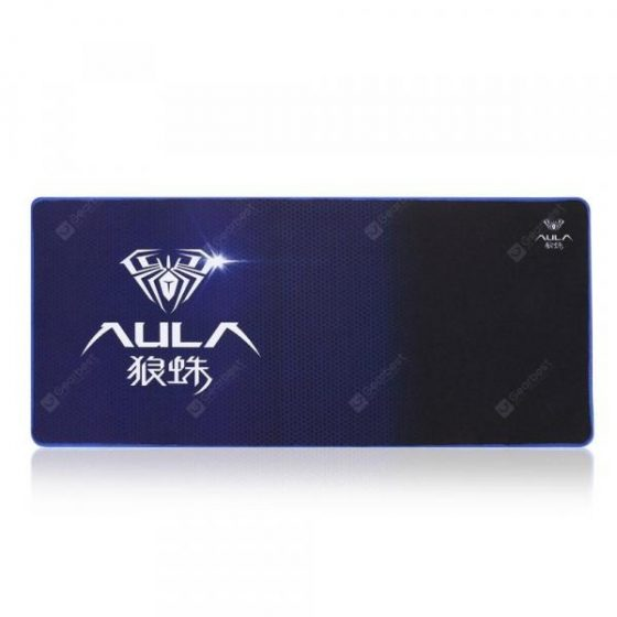 italiaunix-AULA Long Rectangle Mouse Pad PC Mat Computer Supply  Gearbest