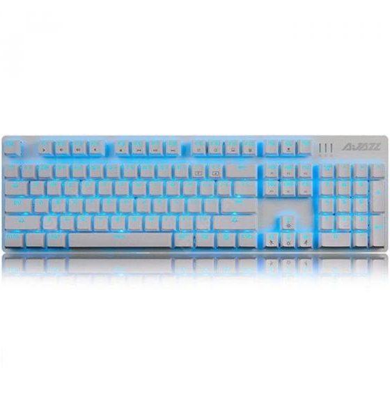 italiaunix-Ajazz AK52 NKRO USB Wired Gaming Mechanical Keyboard