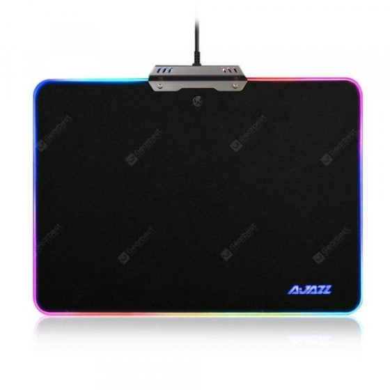 italiaunix-Ajazz MP02 AJPad RGB LED Gaming Mouse Pad for Gaming