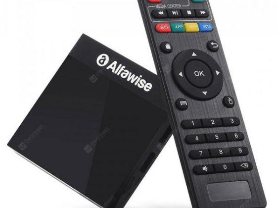 italiaunix-Alfawise A9 4K Amlogic S905 Android 8.1 TV Box