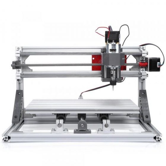 italiaunix-Alfawise C10 CNC Engraving Machine With ER11 2500mW Laser  Gearbest