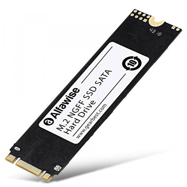 italiaunix-Alfawise M.2 SSD NGFF NVME M2 SATA Hard Drive  Gearbest