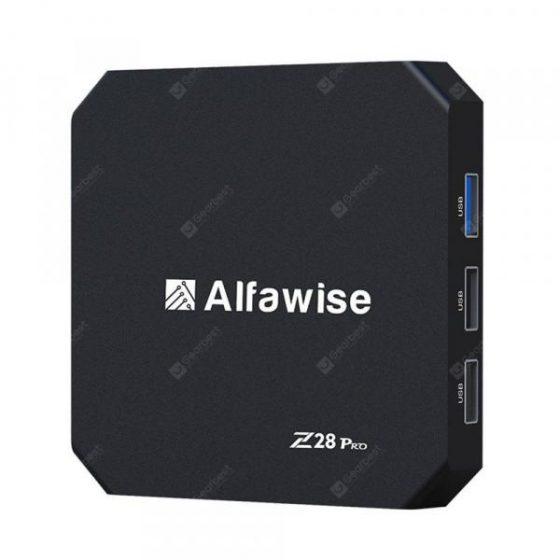 italiaunix-Alfawise Z28 Pro Smart TV Box