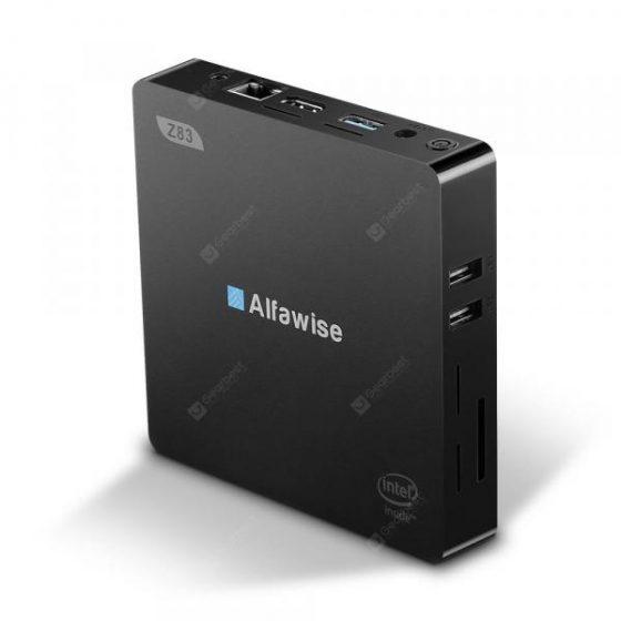italiaunix-Alfawise Z83V Mini PC TV Box Desktop