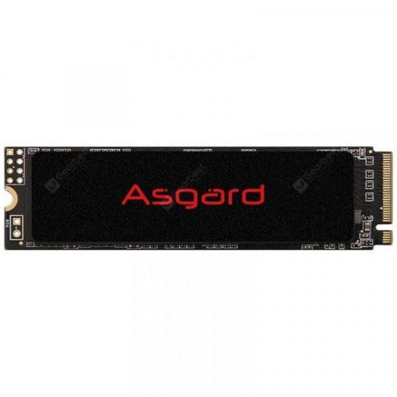 italiaunix-Asgard AN2 M.2 NVMe SSD Solid State Drive 250GB