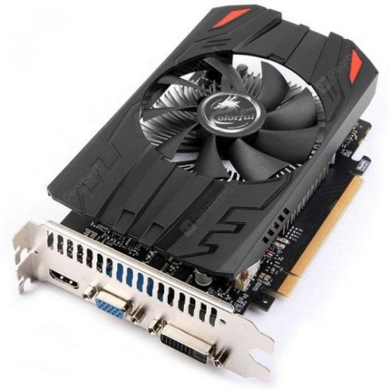 italiaunix-COLORFUL GT730K-2GD5 2048M 2GB Graphics Card  Gearbest
