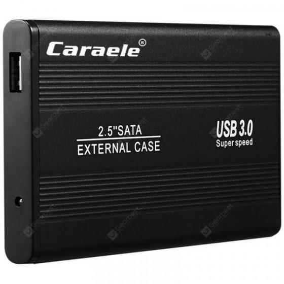 italiaunix-Caraele H - 1 Portable 2.5 inch External Hard Drive Storage USB3.0