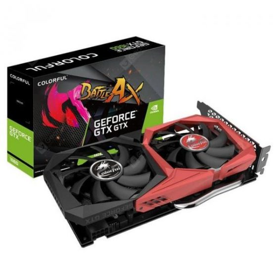 italiaunix-Colorful GeForce GTX 1660 Ti Graphics Card  Gearbest