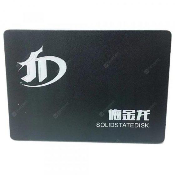 italiaunix-DeJinLong 2.5 inch Notebook Desktop Computer Hard Disk SSD 120G
