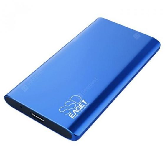 italiaunix-EAGET M10 Mobile Solid State Drive SSD Type-C3.1 Gen2  Gearbest