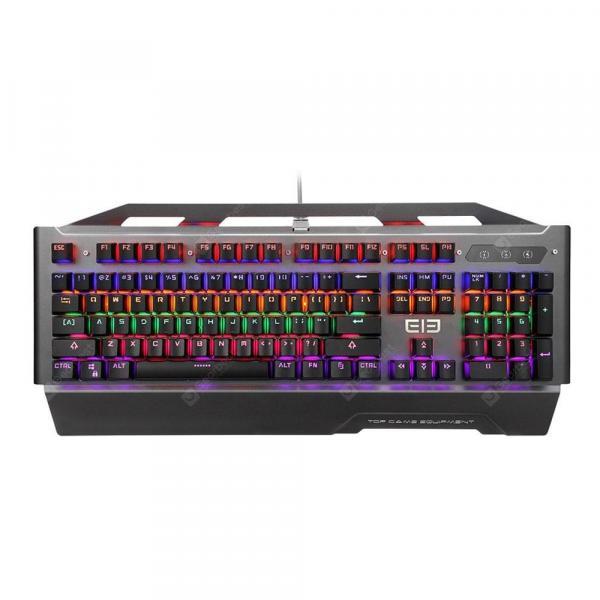 italiaunix-Elephone ELeEnter Game 2 Wired Gaming NKRO Mechanical Keyboard  Gearbest