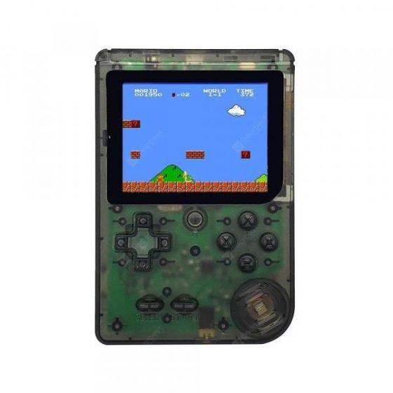 italiaunix-FC280 Nostalgic 400-in-1 Handheld Game Console