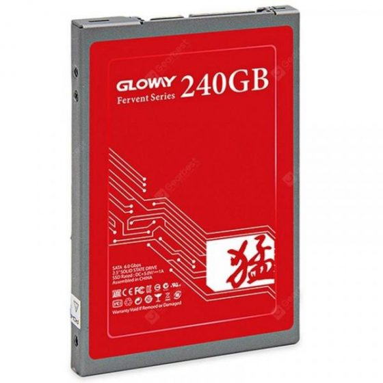 italiaunix-Gloway FER240GS3 - S7 Mega SATA3 240G 2.5-inch SSD Solid State Drive