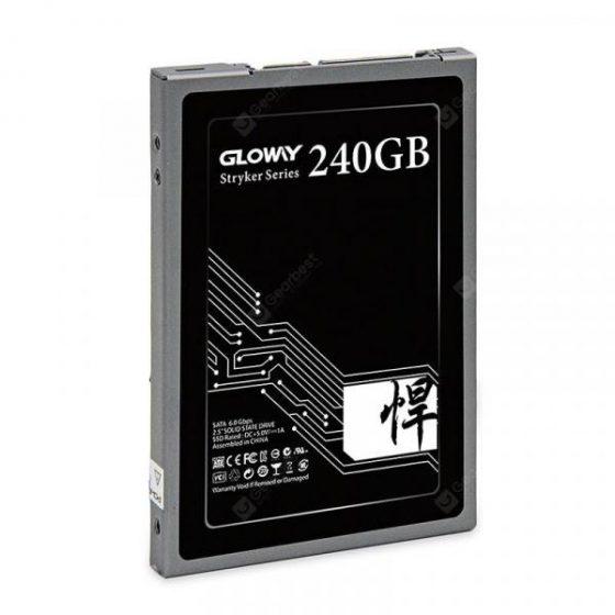 italiaunix-Gloway STK240GS3 - S7 SATA3 2.5 inch SSD Solid State Drive 240GB