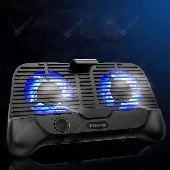 italiaunix-Gocomma Multifunctional 3 in 1 Cooling Bracket Game Pad  Gearbest