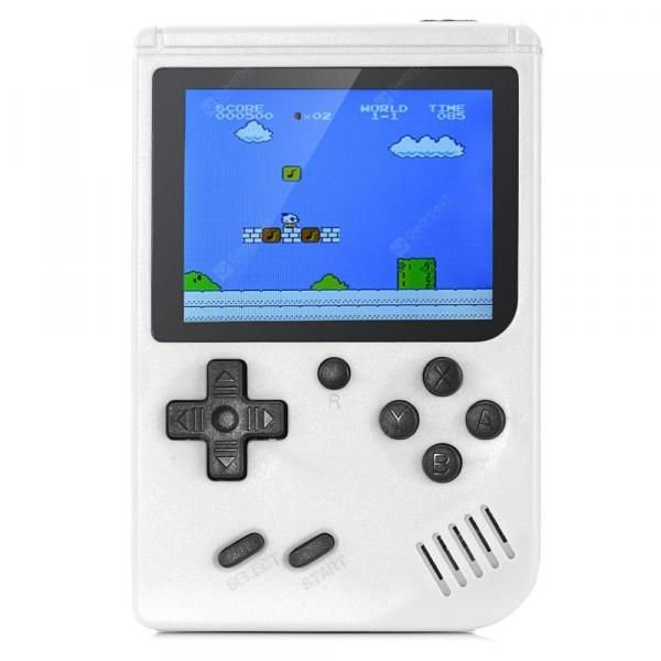 italiaunix-Gocomma RS - 6A Built-in 168 Nostalgic Classic Games Handheld Game Console