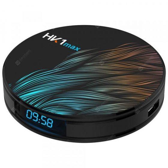 italiaunix-HK1 Max TV Box  Gearbest