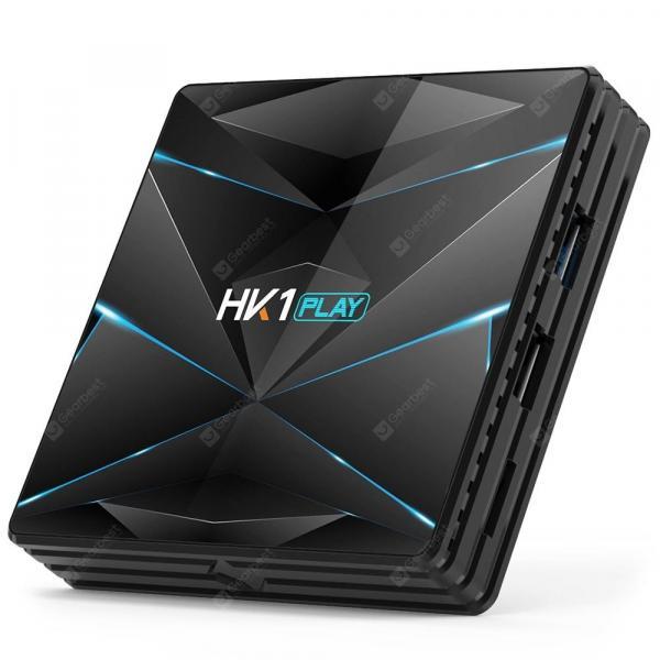 italiaunix-HK1 Play Smart TV Box Android 9.0  Gearbest