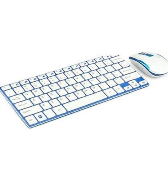 italiaunix-HK3910 2.4GHz Wireless Keyboard Mouse Set  Gearbest