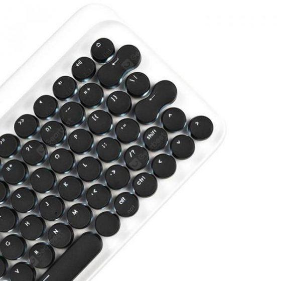 italiaunix-LOFREE EH112S Dot Bluetooth Mechanical Keyboard from Xiaomi Youpin  Gearbest