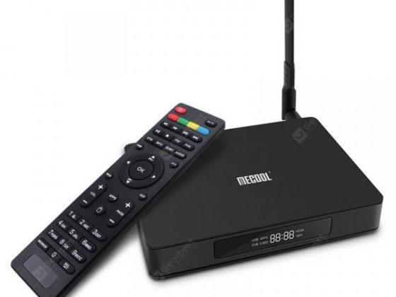 italiaunix-MECOOL K6 DVB S2 - T2 - C TV Box  Gearbest