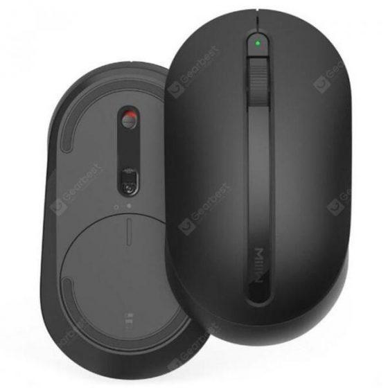 italiaunix-MIIIW Durable Lightweight Wireless Office Mouse