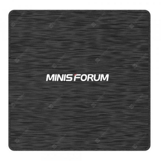 italiaunix-MINISFORUM GN31 Intel Celeron J3160 Mini PC
